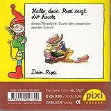 Aschenputtel - Pixi-Buch 1527 - Einzeltitel aus PIXI-Serie 170 (aus Kassette)