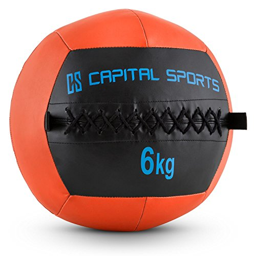 Capital Sports Wallba 6 Cuero Sintético 6K