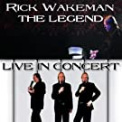 The Legend Live In Concert