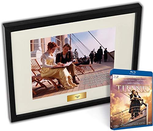 Titanic  (2012) Digiframe Blu-Ray [Blu-ray]