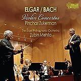 Elgar, Bach: Violin Concertos (Music CD)