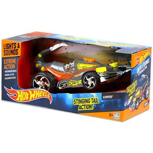 Hot Wheels 91601 Fahrzeug Miniatur TIME TRACKER Blaze N \'Burnout