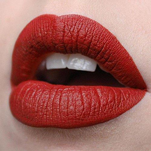 Lippenstift, GreatestPAK Langlebige Lippenstift Wasserdicht Matt Flüssig Lipgloss Lip Liner...