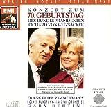 Geschenkideen Konzert Zum 70. Geburtstag Des Bundespräsidenten V. Weizäcker