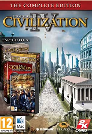 Sid Meier's Civilization IV: Complete [Download]