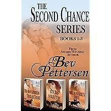 SECOND CHANCE SERIES: Contemporary Romance 3-Book Box Set