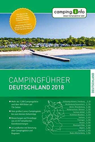 Campingführer Deutschland 2018\nvon Camping.info GmbH