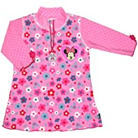Swimpy UV T-Shirt Schwimmbekleidung- Disney Minnie Mouse - Ropa de natación con protección solar, color rosa, talla 7-8 Jahre