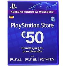 Sony - Tarjeta De Carga PSN De 50 - Reedición (PS3)