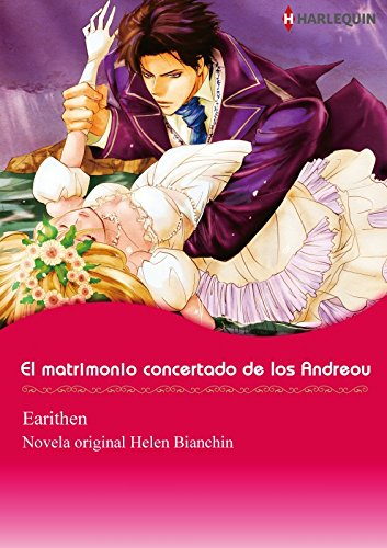 El matrimonio concertado de los Andreou (Harlequin Manga)