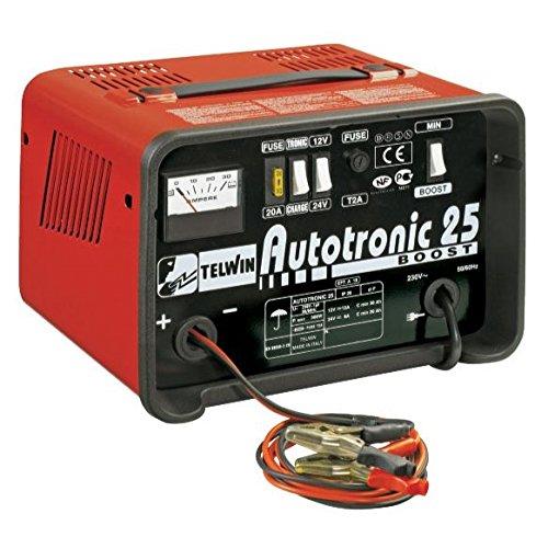Boost 25 Autotronic Telwin-Chargeur de Batterie