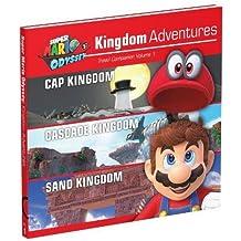 Super Mario Odyssey: Kingdom Adventures, Vol. 1