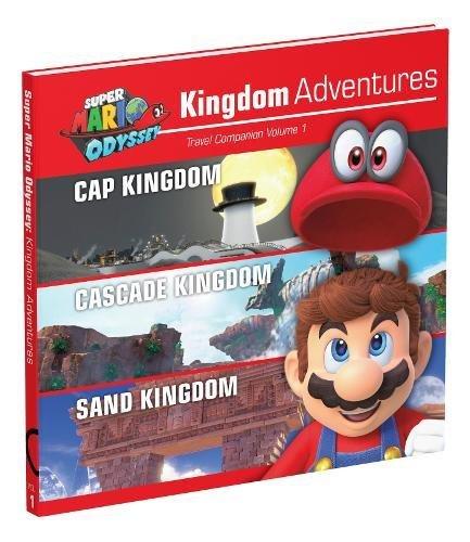 Super Mario Odyssey: Kingdom Adventures, Vol. 1 por Doug Walsh