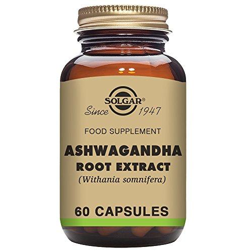 Solgar Ashwagandha - 60 Cápsulas