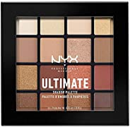 NYX PROFESSIONAL MAKEUP Ultimate Shadow Palette, Warm Neutrals 03