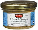 ERIC BUR Rillettes Saumon Citron Aneth 90 g