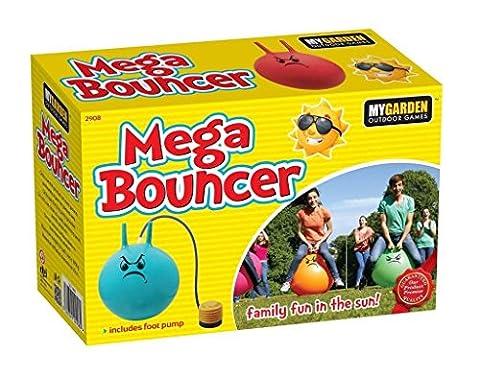 50cm Inflatable Jump & Bounce Space Hopper Bouncer Ball Outdoor
