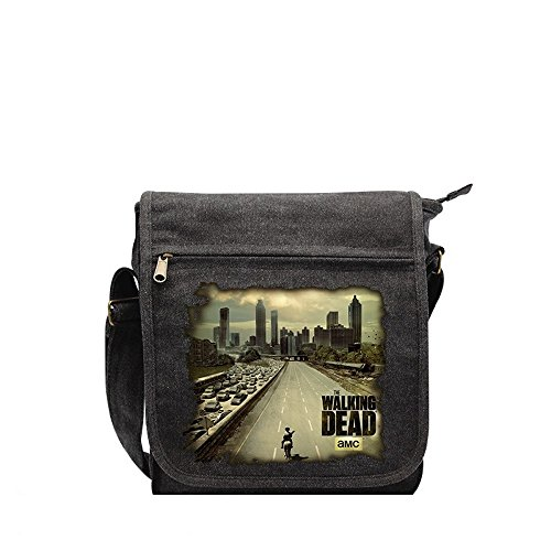 The Walking Dead - Messenger Tasche Umhängetasche - -