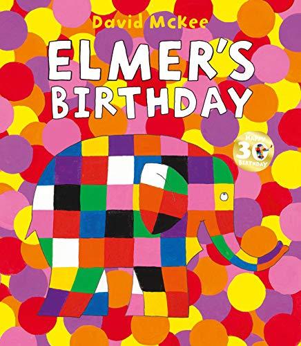 Elmer's Birthday (Elmer Picture Books)
