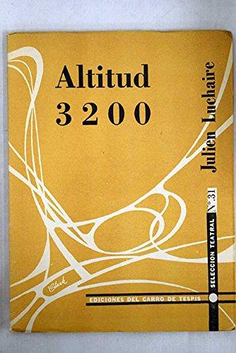 Altitud 3200