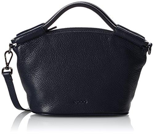 Ecco Sp 2, Sacs Portés Main Femme, Noir (Black), 10x16x25 cm (L x H x P)