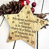 Personalisiertes benannt Weihnachtsdekoration Christbaumkugel, Gravur Weihnachtsdekoration Andenken