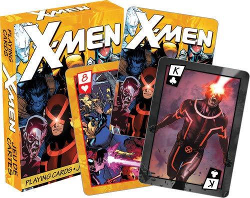 Aquarius x-Men Comics Juego de cartas