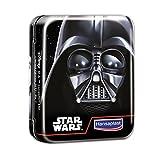 Hansaplast 2er Pack Kinder Pflasterbox, Star Wars, verschiedene Motive, Limitierte Edition, 2 x 16 Pflaster