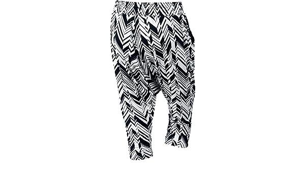 Nike Women's Harem Trousers, Womens, WhiteMetallic Silver