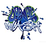 "NEW!! Dodo Juice -""Wash"" Car Wash Bucket Sticker"