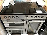 Best Electric Ranges - Flavel MLN9CRS 90cm Ceramic Electric Range Cooker in Review