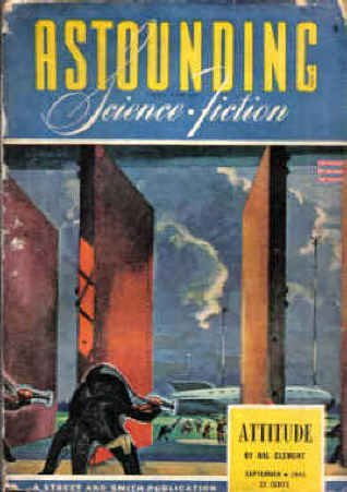 Astounding Science Fiction, Vol. 32, No. 1 (September 1943)