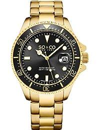 Reloj SO & CO New York para Hombre 5347.6
