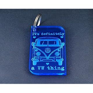 VW Schlüsselanhänger aus Acryl