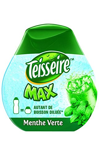 Teisseire Max Sirop Menthe Verte 66ml