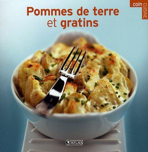 Pommes de terre et gratins par Glénat