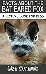 Facts About The Bat Eared Fox (A Picture Book For Kids 29) (English Edition)