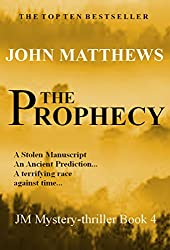 The Prophecy (JM Mystery-Thriller Series Book 4) (English Edition)