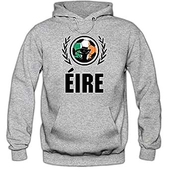 Irland EM 2016 #2 Hoody | Fußball | Herren | Éire | Trikot | Nationalmannschaft