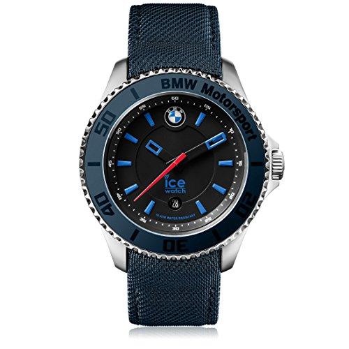 Orologio Unisex Ice-Watch, BMW Motorsport, Nero e Grigio, Taglia M