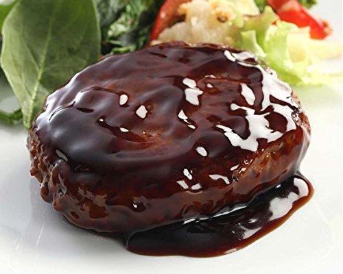 ヤヨイ食品 まろやかソースのハンバーグ てりやきソース 115g×12個セット 冷凍食品