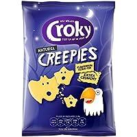Croky | Creepies | Naturel | 80gr / 2.82oz | De Bélgica
