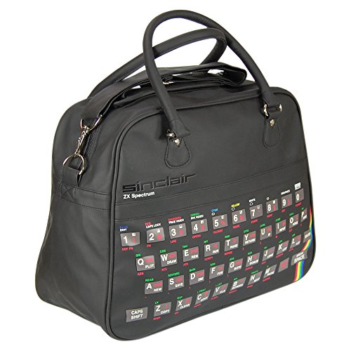 ZX Sinclair Spectrum Large Overnight Bag