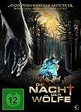 DVD Cover 'Die Nacht der Wölfe