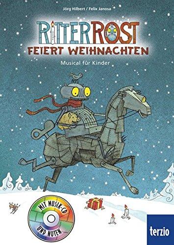 Produktbild Ritter Rost 7: Ritter Rost feiert Weihnachten: Buch mit CD