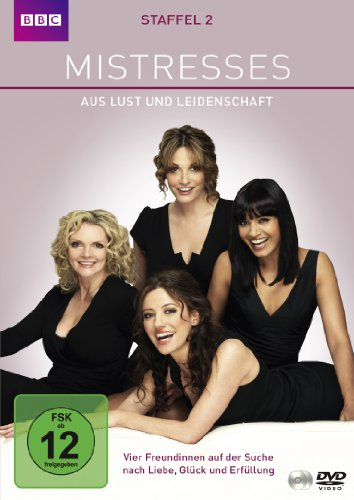 Mistresses - Aus Lust und Leidenschaft Season 2 (BBC) [2 DVDs]