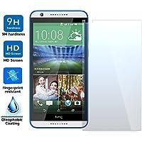 Protector de Pantalla para HTC DESIRE 820 Cristal Vidrio Templado Premium, Electrónica Rey®