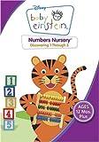 Baby Einstein: Numbers Nursery [Reino Unido] [DVD]