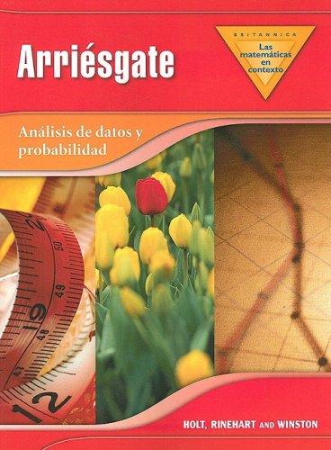SPA-ARRIESGATE (Brittanica Las Matematicas En Contexto)