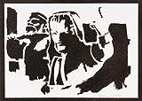 Póster Mago De Hielo Clash Royale Grafiti Hecho A Mano - Handmade...
